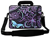 15' Laptop Shoulder Messenger Bag 14.1' 15.6' Laptop Notebook Case Cover Holder