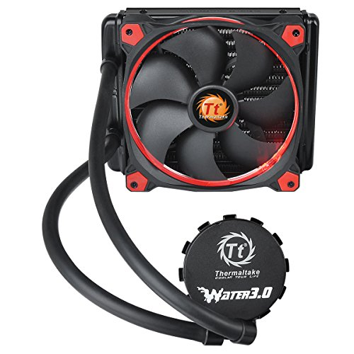 Thermaltake Water 3.0 Riing Red 140 AIO Kit