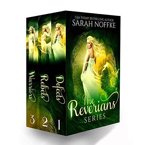 The Reverians Series Boxed Set cover art