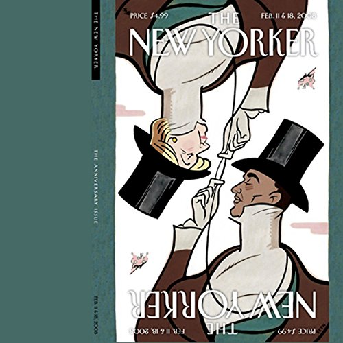 The New Yorker (February 11 & 18, 2008), Part 2 cover art