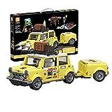 Technic Tourist Picnic Car Set de construcción, Modelo de Coche Coleccionable, Ladrillos de Juguete, 1546 Piezas de Bloques de construcción compatibles con LegoTechnic
