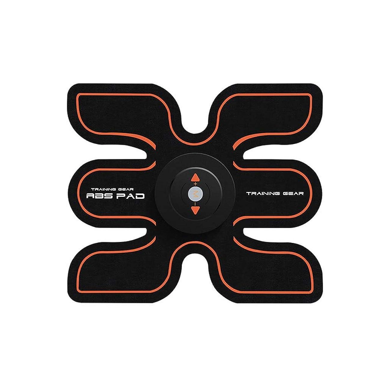 豊富に言い聞かせるチーターABSトレーナーEMS腹部電気マッスルスティミュレーターマッスルトナー調色ベルトフィットネストレーニングギアABSエクササイズマシンウエストトレーナーホームワークアウト (Size : A)