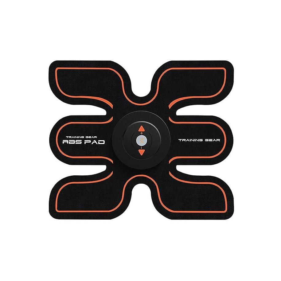 タイルフライカイト遠征ABSトレーナーEMS腹部電気マッスルスティミュレーターマッスルトナー調色ベルトフィットネストレーニングギアABSエクササイズマシンウエストトレーナーホームワークアウト (Size : A)