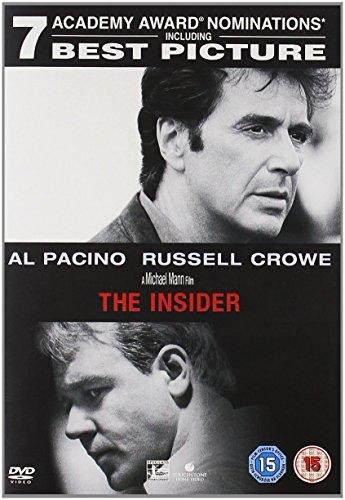 The Insider [Reino Unido] [DVD]