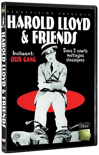 Harold lloyd and friends [FR Import]