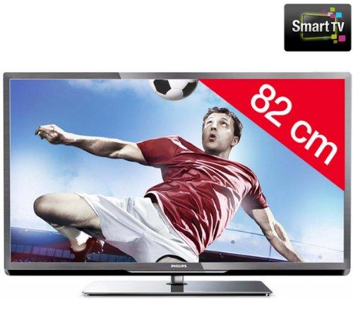 Televisor LED 32pfl5007h/12 + Auriculares inalámbrico SHC8535/10: Amazon.es: Electrónica