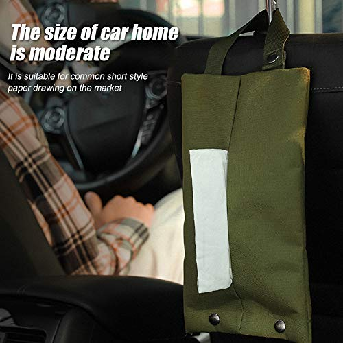 Outdoor Camping Hanging Tissue Cover Holder Picnic Kitchen Toilet Paper Bag Home Portable Energy Vessel Set Of Towel