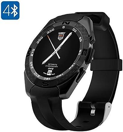 Amazon.com: NO.1 G5 Smart Watch - Heart Rate Monitor ...