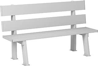 Dura-Trel 11136 5-Feet Park Bench