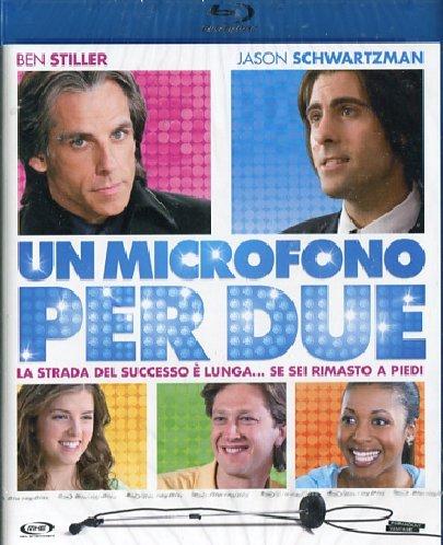 un microfono per 2 blu ray [Italia] [Blu-ray]