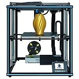 Stampante 3D prefessionali TRONXY X5SA Pro,ARM 32 bit stampante 330 * 330 * 400 mm,Rilevatore di Filamenti,Touch screen3.5 pollici,Titan estrusore,CoreXY modalità di movimento.