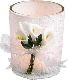 Fashioncraft Calla Lilly Wedding Favor Candles, 30.