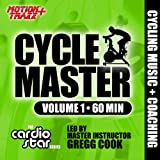 Cycle Master: Indoor Cycling Workout (Cycling Music + Coaching by Gregg Cook)