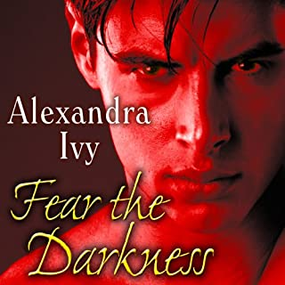 Fear the Darkness audiobook cover art