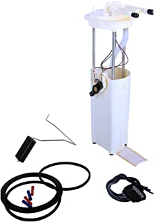 MUCO New Electric Intank Fuel Pump Module Assembly w/Fuel Level Sensor For 2000-2005 BUICK LESABRE PONTIAC BONNEVILLE BUICK PARK AVENUE CADILLAC DEVILLE CADILLAC SEVILLE/DOICOO E3518M