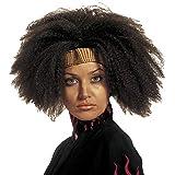 WIDMANN Brown Havana wig (peluca)
