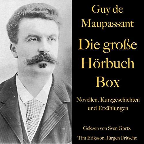 Guy de Maupassant - Die große Hörbuch Box Titelbild