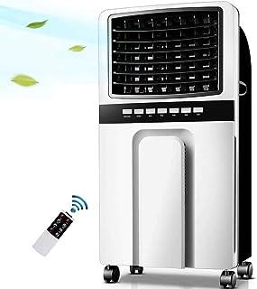 Qianduoduo888 Aire Acondicionado Portatil, Silencioso Radiador Ultra Silencioso Duradero De Iones Negativos Oscilantes De 3 Velocidades, Adecuado para La Oficina En El Hogar