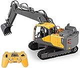 SLONG 2.4G RC Escavatore Engineering Construction Giocattolo A Distanza Escavatore di Controllo Navvy Ingegneria Truck Modello per I Ragazzi dei Capretti