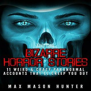 Bizarre Horror Stories cover art