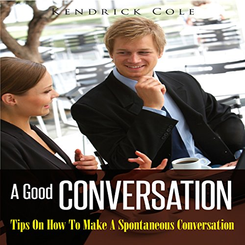A Good Conversation cover art