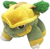 QIXIDAN Geschenke Grotle Plüsch Soft Toys Baumwolle PP Puppenplüsch für Kinder 10cm