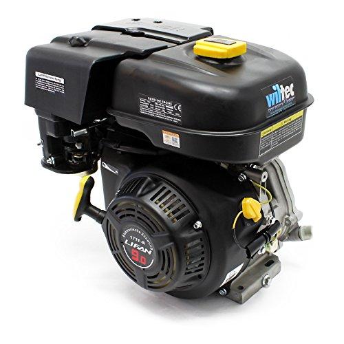 WilTec Motor de Gasolina LIFAN 177 de 6,6 kW (9 CV) de...