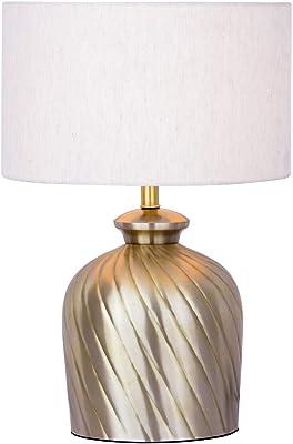 Soma Lampe de chevet - Diamètre : 30 cm - Hauteur : 52 cm
