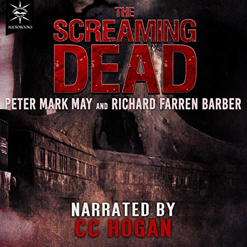 Couverture de The Screaming Dead