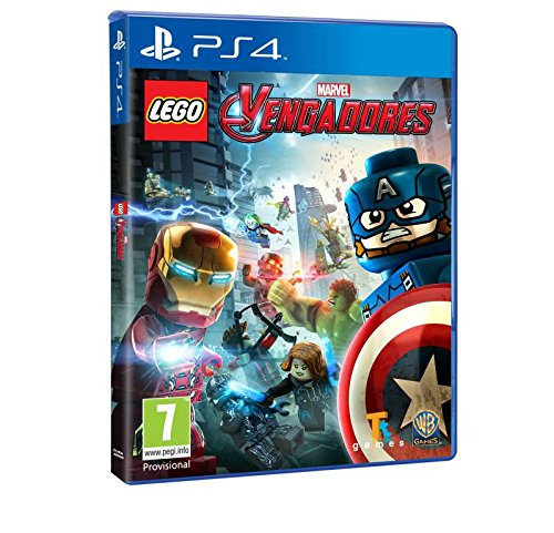 Juegos Ps4 Baratos Lego juegos ps4 baratos  Marca Warner Bros. Entertainment