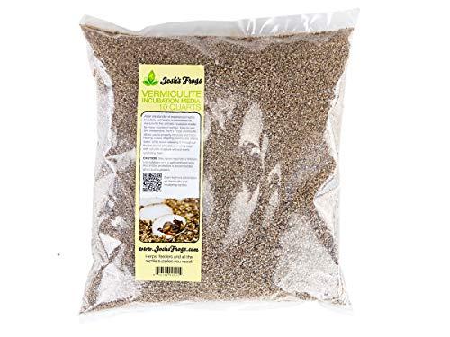Josh's Frogs Vermiculite (Medium Grade- 10 quarts)
