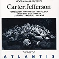 Rise Of Atlantis by CARTER JEFFERSON (2015-03-18)