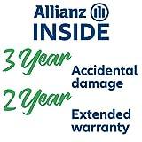 Allianz Daños accidentales de 3 años y Cobertura de garantía extendida de 2 años para Campanas extractoras de £600,00 a £649,99