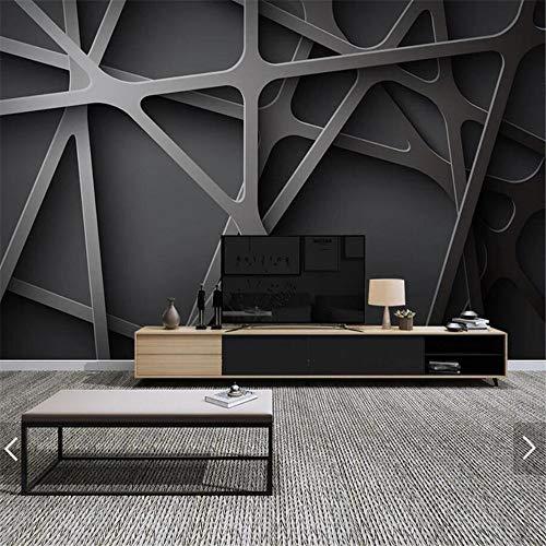 Wuyii aangepaste 3D-fotobehang, abstract industrieel behang, wanddecoratie, Hd gedrukt 250 x 175 cm.
