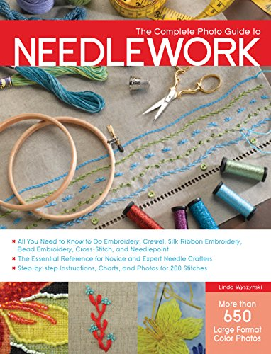 Great Features Of The Complete Photo Guide to Needlework