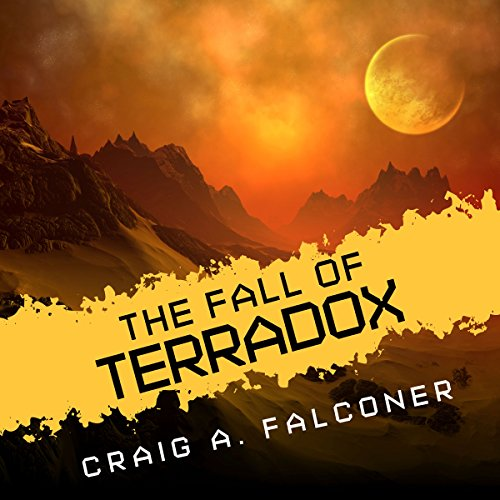 The Fall of Terradox cover art