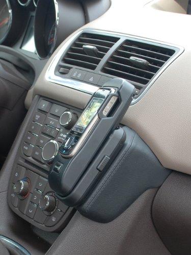KUDA 094605 Halterung Kunstleder schwarz für Opel Meriva B ab 2010