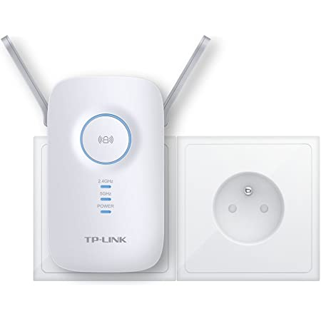 TP-LINK TL- repetidor Wi-Fi AC1200 1 Port GB, FR: Amazon.es ...