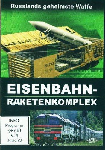 Eisenbahn-Raketenkomplex - Russlands geheimste Waffe