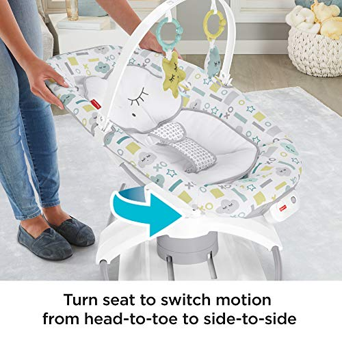 51CPuuVTzjL Best Soothing Baby Swing for Baby That Likes to Be Held 2021