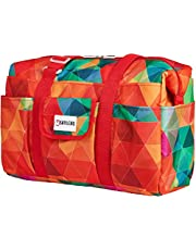 Utility Tote and Nurse Bag - 14 Outside and 7 Inside Pockets - Large Waterproof All Purpose Bag with Laptop Compartment