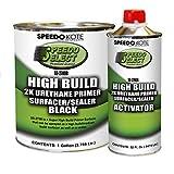 Speedokote SS-2790B/SS-2790A Super Fill High Build Primer Black