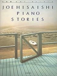 Joe hisaishi : piano stories - original edition music from the miyazaki movies