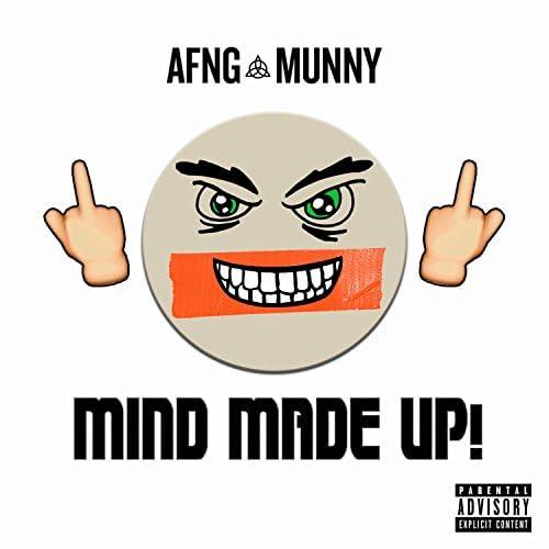 A.F.N.G Munny