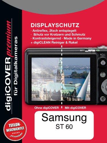DigiCover N2453 screen protector - Screen Protectors (Samsung, Samsung ST60, Transparent)