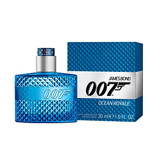 James Bond 007 Ocean Royale Eau de Toilette Natural Spray, 30 ml