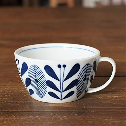 みのる陶器オーランド『うすかるスープカップ』