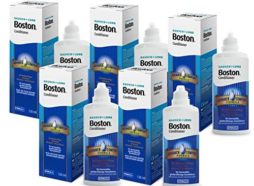 Boston Aufbewahrungslösung 5 * 120ML
