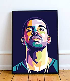 Best drake wall art Reviews