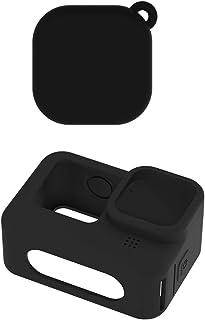 1X 30cm Digital Cámara de Plata de Acero Inoxidable Cordón Correa Para GoPro Hero E03